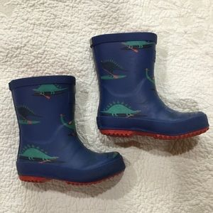 Joules Welly toddler rain boots